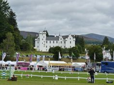 Visiting the Blair Castle International Horse Trials Blair Castle, Show Jumping, Horse Riding, Dressage, Trials, Equestrian, Beautiful Things, Scotland, Pony
