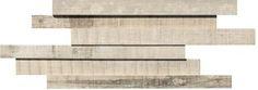 #OldWood #MapleBeige #3D #Boards #Mosaic from #MidAmericaTile   #InnovativeLooks #WoodLooks