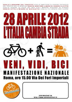 Support #salvaiciclisti