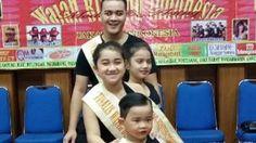 Empat Modeling Banua Berjaya di Jakarta