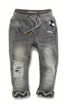 Buy Grey Monster Jeans (3mths-6yrs) from the Next UK online shop