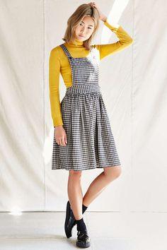 Urban Renewal Remade Overhaul Apron Dress