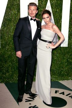 The Best-Dressed Couples Of All Time #refinery29  http://www.refinery29.com/2013/09/53074/best-dressed-couples#slide8  David & Victoria Beckham  Ladies and gentleman, introducing the King and Queen of England.