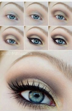 Intensify your eye color, ladies!