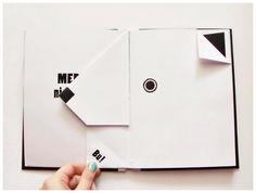 Paper ZOO by Marya Dzianová, via Behance