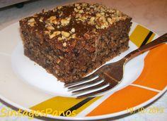 Καρυδόπιτα μοναδική!! Greek Cake, Greek Recipes, How To Make Cake, Diy And Crafts, Sweets, Desserts, Food, Bundt Cakes, Essen