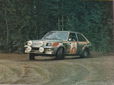 1978 Vauxhall Chevette 2300 70s Cars, Ol Days, Rally Car, Subaru, Cars And Motorcycles, Offroad, Old School, Porsche, Racing