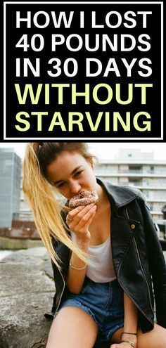 How I lost 40 pounds in 30 days without starving. Weight Loss Motivation, Weight Loss Tips, Lose Weight, Homecoming Queen, Lose 40 Pounds, One Life, Healthier You, Losing Me, Lost
