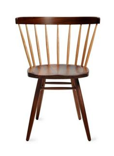 Nakashima+Straight-Backed+Chair.  Possibility for front of my living room....