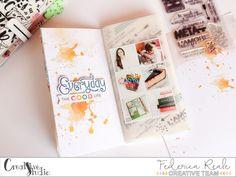 "traveler's notebook ""everyday"" by kushi per Creative Studio"