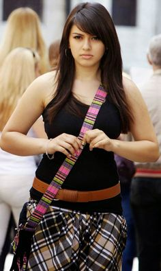 Mesmerizing Wallpaper Collection of Hansika Motwani - The Cute and Sexy Star of South Cute Celebrities, Indian Celebrities, Celebs, Bollywood Fashion, Bollywood Actress, Bollywood Girls, Sneha Actress, Indian Bollywood, Most Beautiful Indian Actress