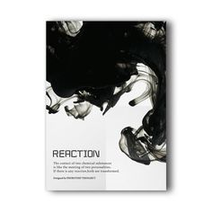 REACTION FREE FONT on Behance | Phornthip Thonabut