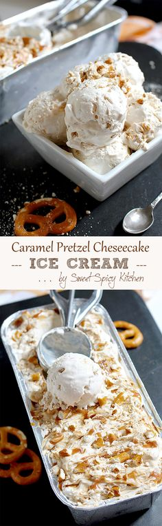Absolutely delicious and tasty Caramel Pretzel Cheesecake Ice Cream. At the same time crunchy and melt in your mouth...Read More »