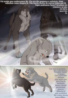 Wolf Comics, Bd Comics, Cute Wolf Drawings, Animal Drawings, Off White Comic, Wolf With Blue Eyes, Wolf Poses, Anime Wolf Drawing, Anime Art