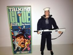 Vintage G.I. Joe 1967 in the Box Talking G.I. Joe by Kellycollects, $1000.00