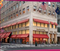 AMERICAN GIRL PLACE IN NYC... 3 floors of amazinginly girly stuff