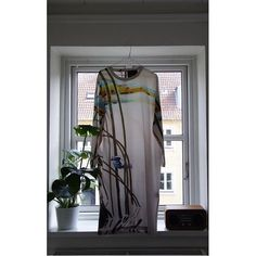 My favourite dress from Stine Goya painted by John Kørner.