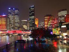 Vivid Festival #sydney #lighting