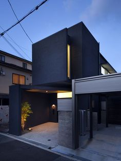 House in Oriono Osaka / Japan / 2014