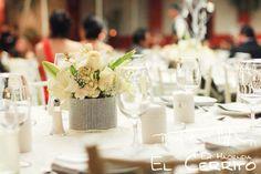 centro de mesa, por Odette Arte Floral