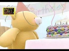Forever Friends Bear Bear Happy Birthday - YouTube