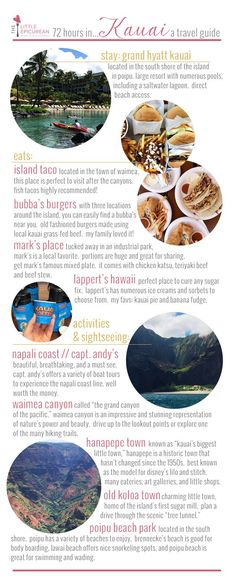 72 hours in Kauai: Hawaii Travel Guide