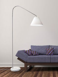 lite source winston polished steel and bamboo arc floor lamp style 1y342 arc floor lamps floor lamps and bamboo