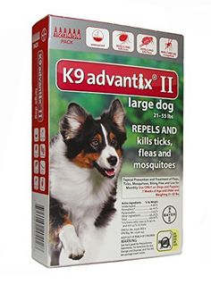 K9 Advantix II for Dog 21-55 Lbs 12 Pack >>> You can get additional details at the image link.