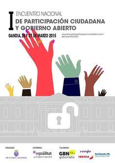 I Encuentro Nacional de Participación Ciudadana y Gobierno Abierto