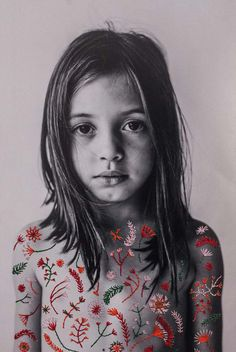 Les poétiques photographies brodées d'Aline Brant | Ufunk.net