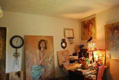 Small Room Bedroom, Room Decor Bedroom, Bedroom Ideas, Neon Sign Bedroom, Studio Room, Retro Home Decor, Dream Rooms, Cool Walls, Room Inspiration