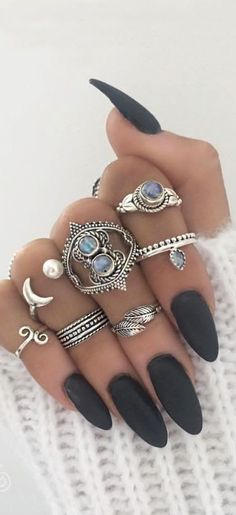 Boho jewels style                                                                                                                                                                                 More