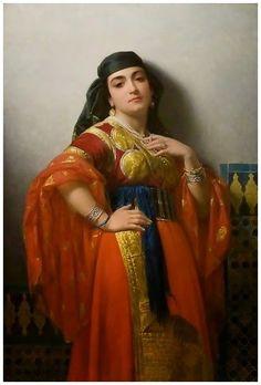 Tarab Al-Andalus: ESCENAS Y COSTUMBRES DE ORIENTE. Emile Lecomte (Francia, 1821-1900)