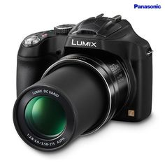 Panasonic LUMIX 16.1MP 1080p HD 60x Optical Zoom Digital Camera $339.00