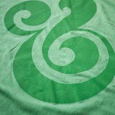 PREMIUM AMPERSAND, t-shirt