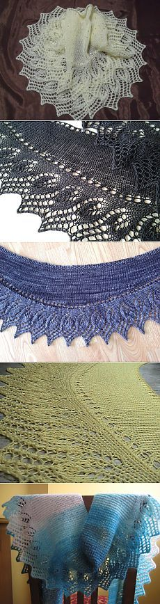 Ravelry Knitting Pattern Easy Shawl Knit Pattern Catalog Of