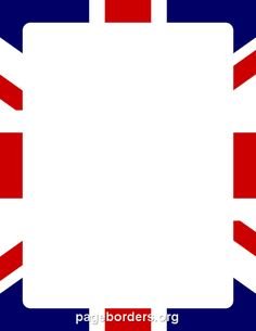 Free union jack border templates including printable border paper and clip art versions. File formats include GIF, JPG, PDF, and PNG. English Class, English Lessons, Teaching English, British Party, Molduras Vintage, London Party, Page Borders, Uk Flag, English Activities