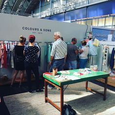 Lets keep these Colours rocking..!! #modefabriek #coloursandsons #menstyle #model #casualstyle #spring #summervibes #miamivice #summeroutfit #newcollection #summervibes #lookinggood #amsterdam #fair #busy