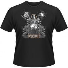 Behemoth: Evangelion (tricou) Metalhead, Heavy Metal, Unisex, Mens Tops, Band Tees, Material, Link, Ebay, Products