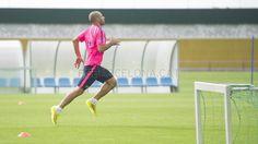 Entrenamiento 09/08/2014 | FC Barcelona