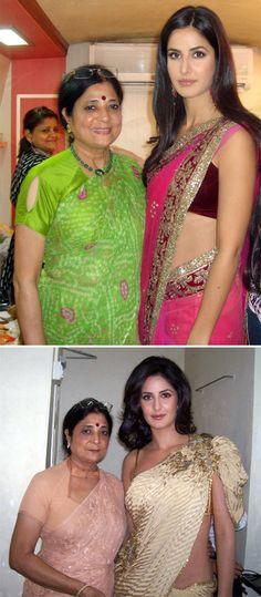 Katrina Kaif draped by Kalpana Shah