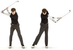 This drill will help you with correct arm rotation through the golf ball. If you've jumped straight to this drill, please see the extension and rotation lesson first. Extending and rotating correct...