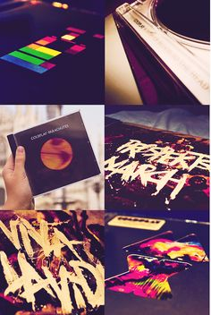 Coldplay Albums.