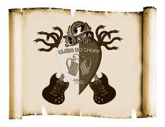 Logo criado para um clube de chopp