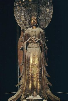Japanese National Treasure, Statues of Kuze Kannon 救世観音像(法隆寺) Buddha , Statues… Japanese Shrine, Japanese Temple, Asian Sculptures, Religion, Gautama Buddha, Guanyin, Buddhist Art, Ancient Artifacts, Japan Art