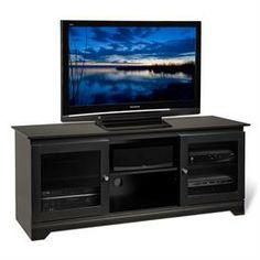 "Francesca 60"" TV Console   TV Stands & Entertaiment Centers   Brylanehome"