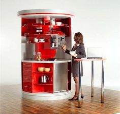 kitchenette - cocinas pequeñas