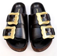Céline Platform Slide Sandals discount very cheap buy cheap shop for explore shipping discount authentic cheap sale with mastercard opbEAsj