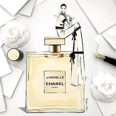 On weekends I wear Gabrielle. A little spritz of Coco is always a good idea.