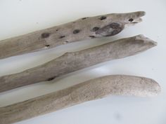 """15""""- 17"""" Large & Thick Driftwood Branches For Wall Hanging Macrame. Quality Drift Wood Rods For Wall Hanging Woven Crafts by LonelyBeach on Etsy"""